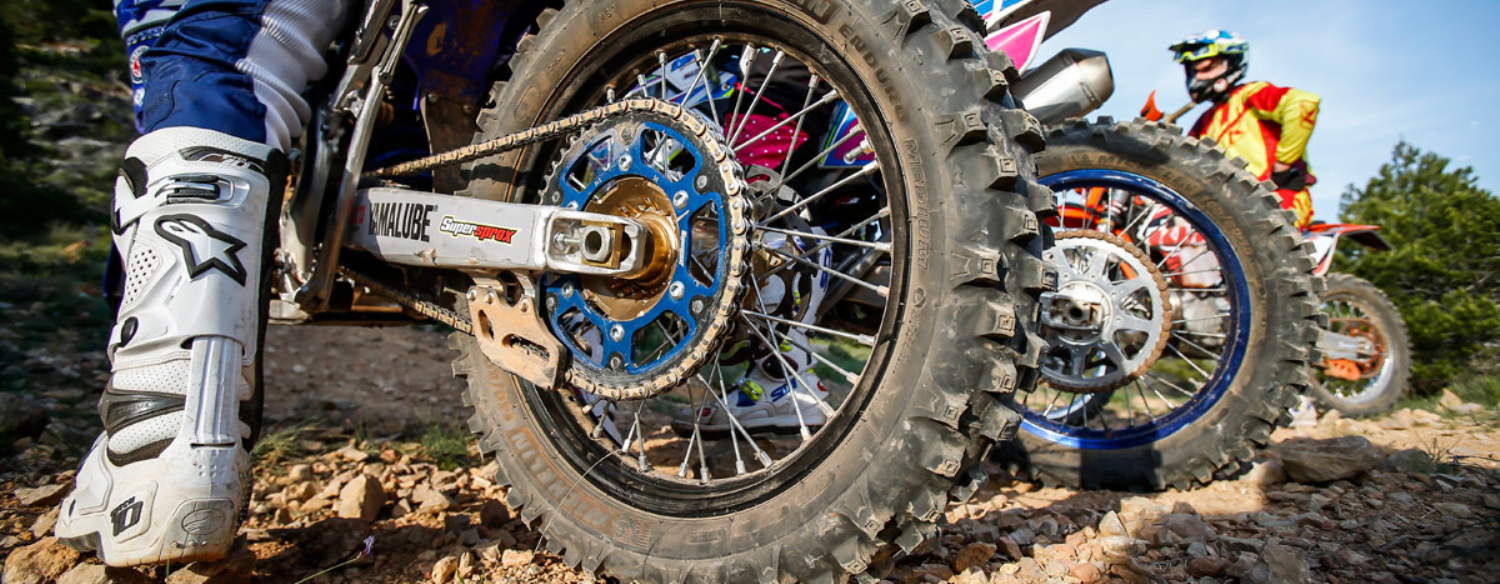 Bike Tyre Warehouse News and Blog – Dirt and Trail Magazine – Tyre Tech Talk – 201911 – Michelin Enduro Medium 001