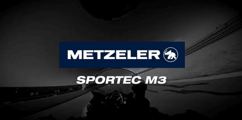 Bike Tyre Warehouse YouTube Video Metzeler Sportec M3