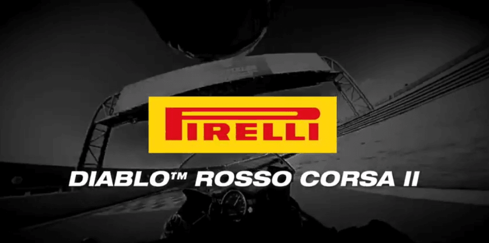 Bike Tyre Warehouse YouTube Video Pirelli Diablo Rosso Corsa II