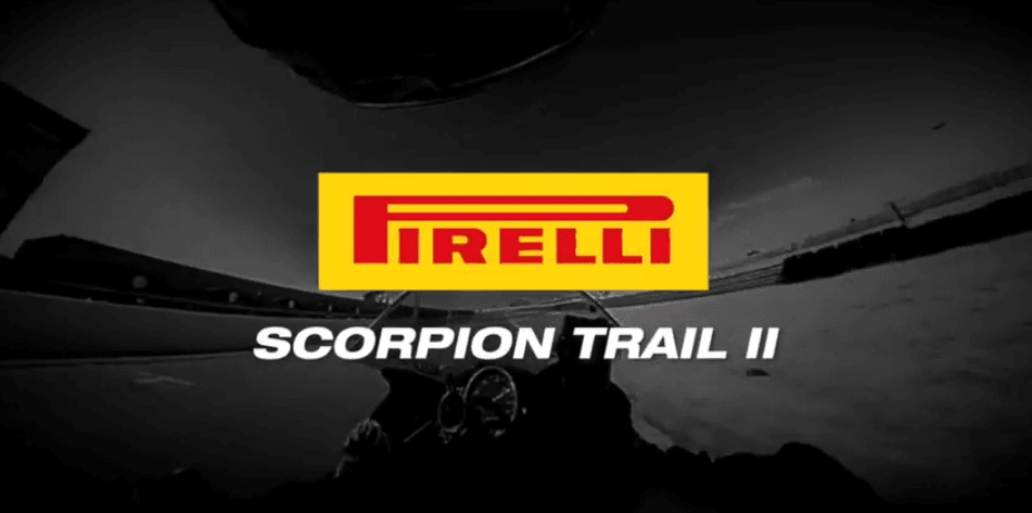Bike Tyre Warehouse YouTube Video Pirelli Scorpion Trail II