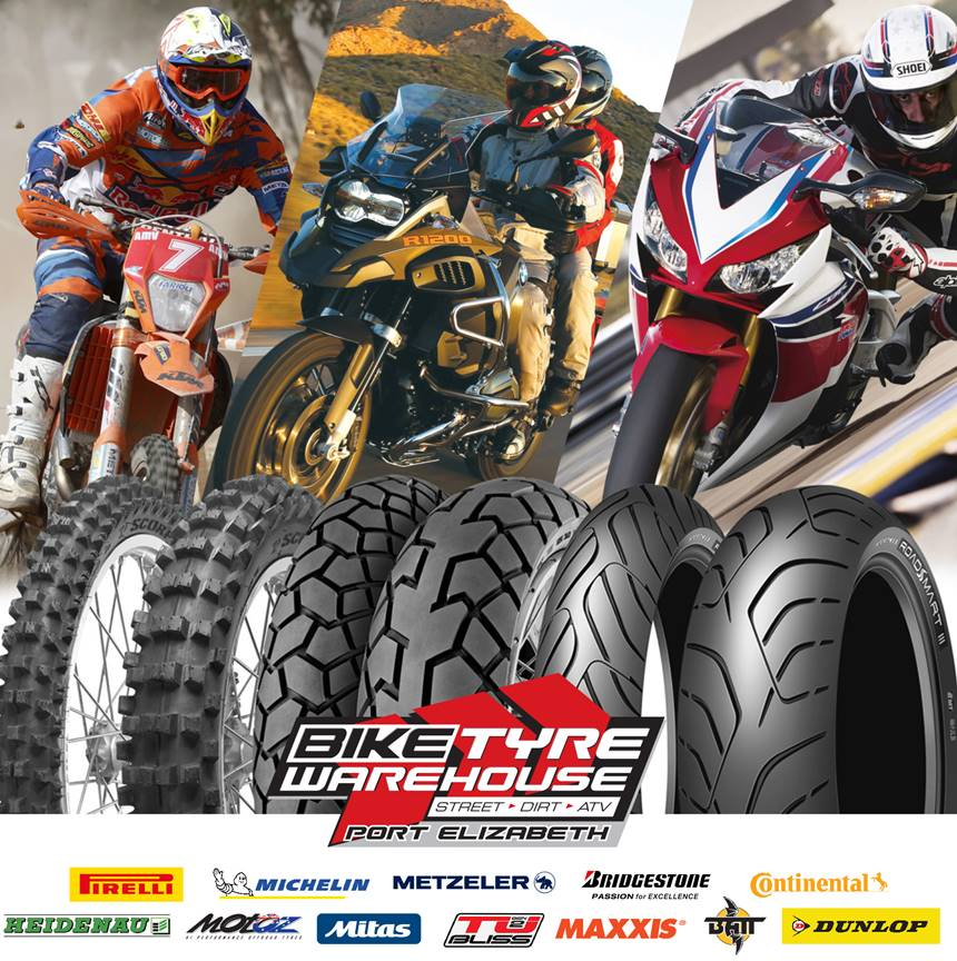 Bike Tyre Warehouse – Port Elizabeth Branch – Logo
