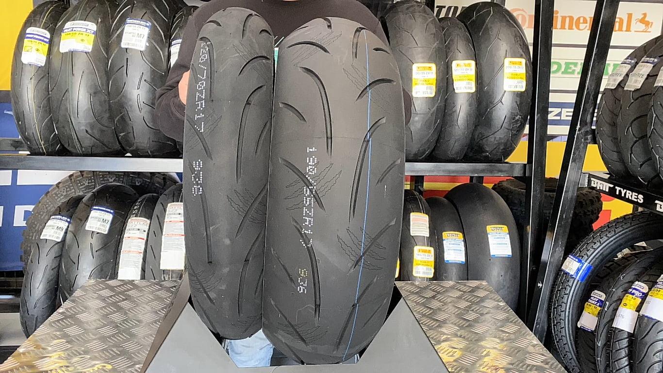 Bike Tyre Warehouse BATT HP Series Motorcycle Tyres June 2021 A