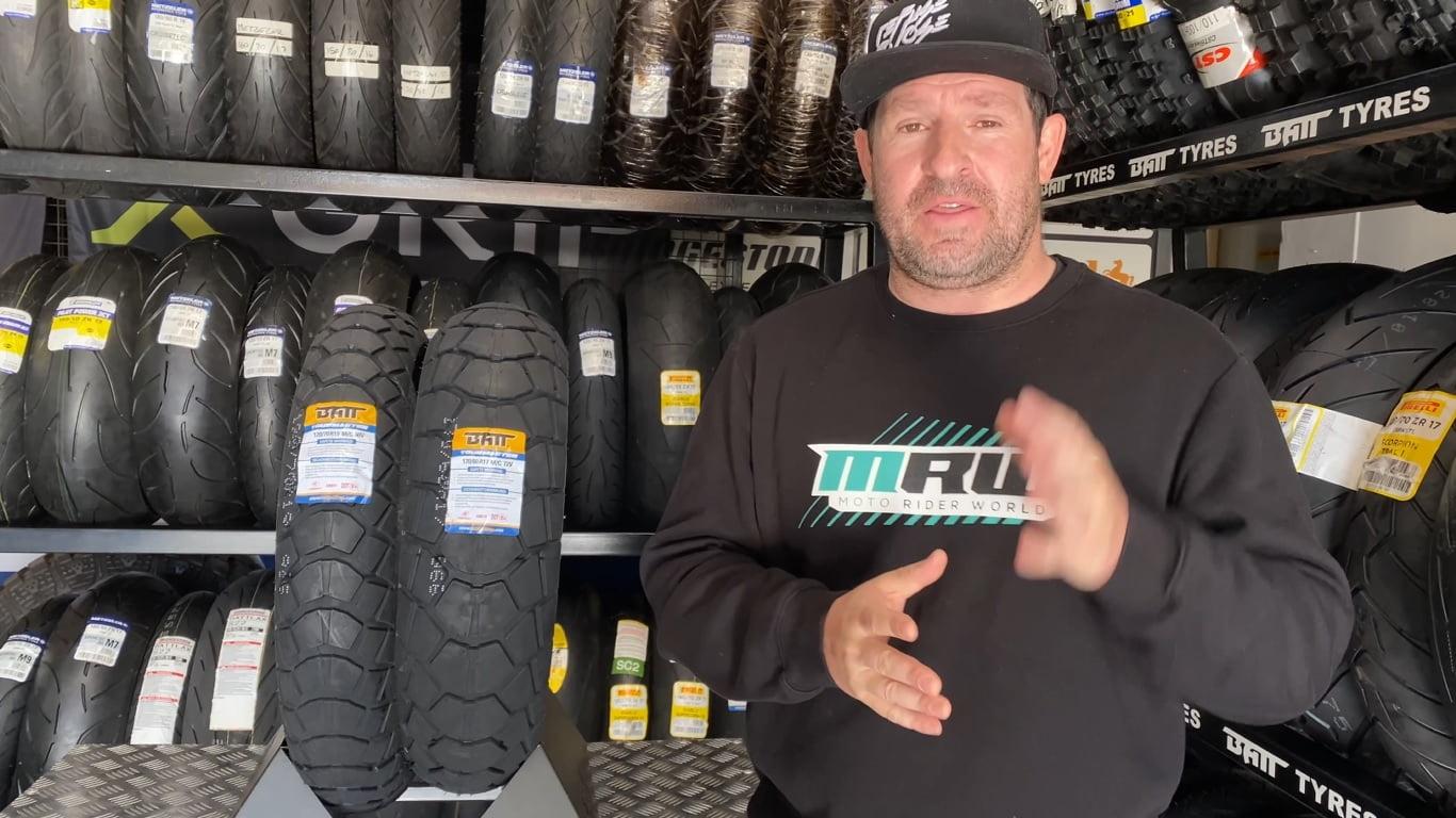 Bike Tyre Warehouse BATT Tourmaster Adventure Tyres June 2021 001