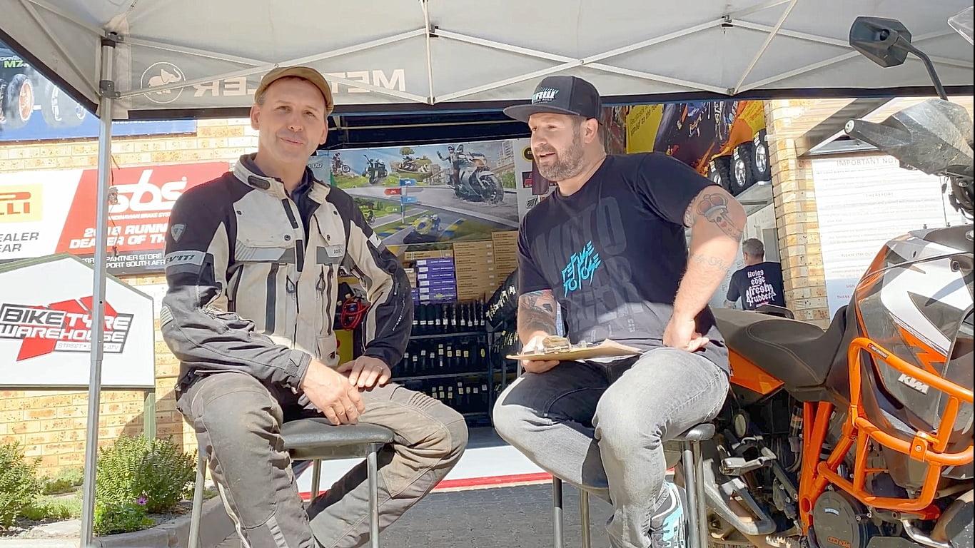 Bike Tyre Warehouse Bret Tkacs Interview Part 1