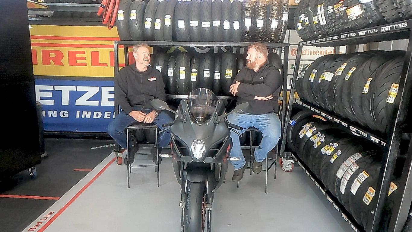 Bike Tyre Warehouse The Bike Show Episode 12 BATT UHP III 002