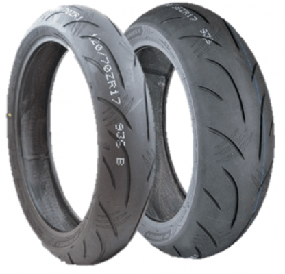 Bike Tyre Warehouse - RideFast Magazine - Tyre Tech Talk - 202002 - Batt Motorcycle Tyres Batt HP Series II 001